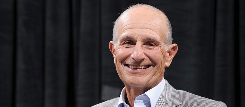 It's funny because it's true: Jeremy Jacobs cracks wise re Olympics
